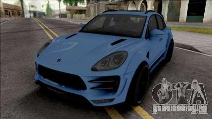 Porsche Macan Ursa TopCar для GTA San Andreas
