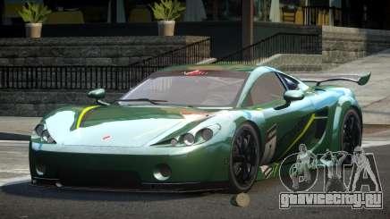 Ascari A10 Racing L4 для GTA 4