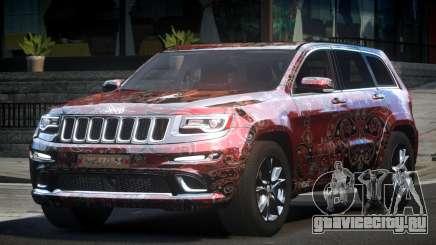 Jeep Grand Cherokee E-Style L10 для GTA 4
