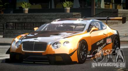 Bentley Continental GT Racing L1 для GTA 4