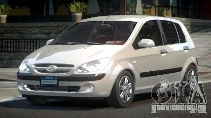 Hyundai Getz RS для GTA 4
