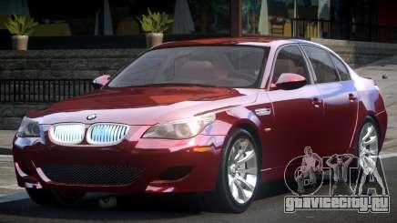 BMW M5 E60 SN для GTA 4