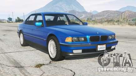 BMW 750i (E38) 1995 для GTA 5
