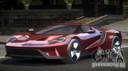 Ford GT BS Racing для GTA 4