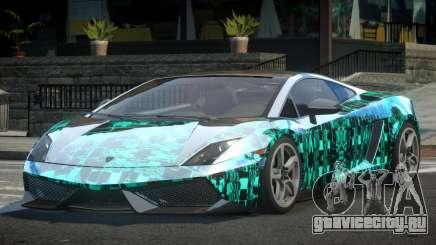 Lamborghini Gallardo LP570 BS L10 для GTA 4