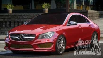Mercedes-Benz CLA SN для GTA 4