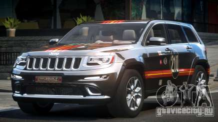 Jeep Grand Cherokee E-Style L7 для GTA 4