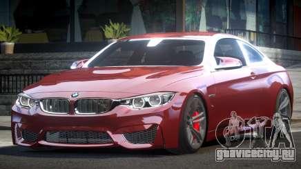 2016 BMW M4 F82 для GTA 4