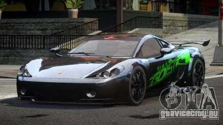 Ascari A10 Racing L5 для GTA 4
