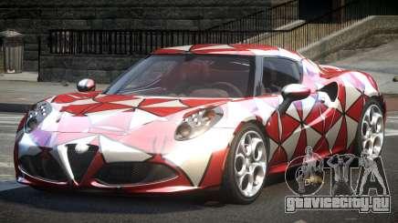 Alfa Romeo 4C L-Tuned L2 для GTA 4