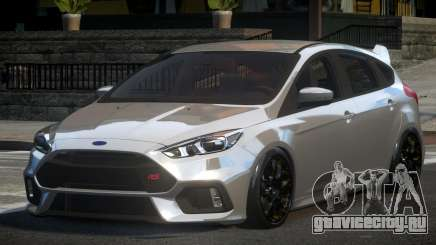 Ford Focus RS HK S-Tuned для GTA 4