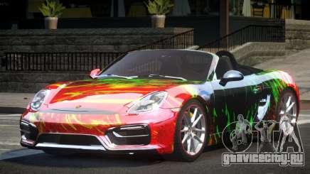 2012 Porsche 981 L4 для GTA 4