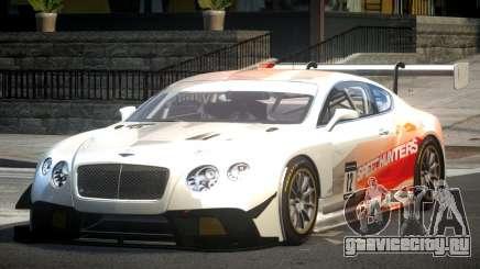 Bentley Continental GT Racing L9 для GTA 4