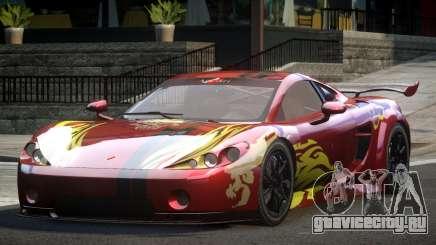Ascari A10 Racing L8 для GTA 4