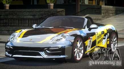 2012 Porsche 981 L5 для GTA 4