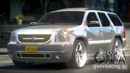 GMC Yukon ES для GTA 4