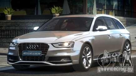 Audi S4 GST Avant для GTA 4