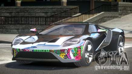 Ford GT BS Racing L6 для GTA 4