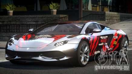 Arrinera Hussarya GT L11 для GTA 4
