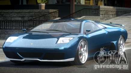 GTA 5 Pegassi Infernus для GTA 4