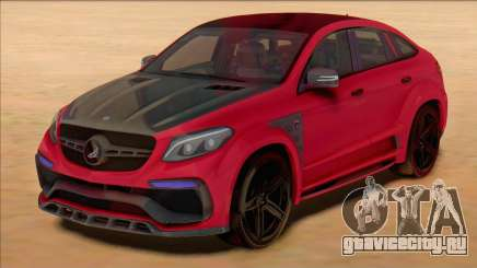 Mercedes-Benz GLE 2018 TopCar для GTA San Andreas