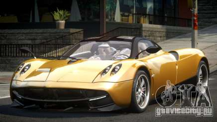 Pagani Huayra BS Racing для GTA 4