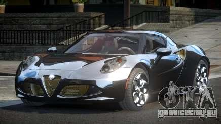 Alfa Romeo 4C SR для GTA 4