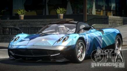Pagani Huayra BS Racing L9 для GTA 4