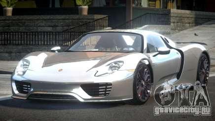 Porsche 918 GT RS для GTA 4