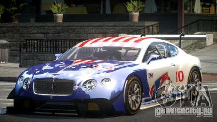 Bentley Continental GT Racing L7 для GTA 4
