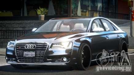 Audi S8 TFSI для GTA 4