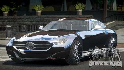 Benefactor Schlagen GT L9 для GTA 4