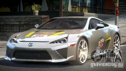 Lexus LF-A SP R-Tuning L3 для GTA 4