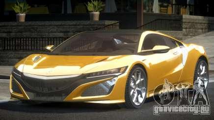 Acura NSX PSI R-Tuned для GTA 4