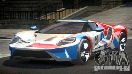 Ford GT BS Racing L4 для GTA 4