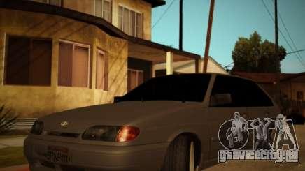 ВАЗ 2114 Зарубежный для GTA San Andreas
