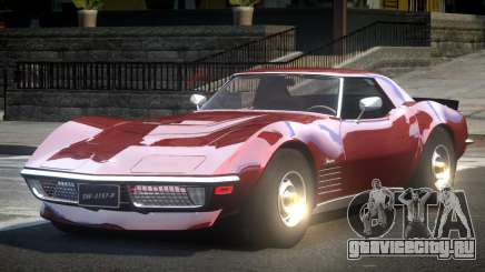 Chevrolet Corvette C3 для GTA 4