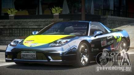 Acura NSX R-Tuned L1 для GTA 4