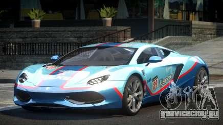 Arrinera Hussarya GT L7 для GTA 4