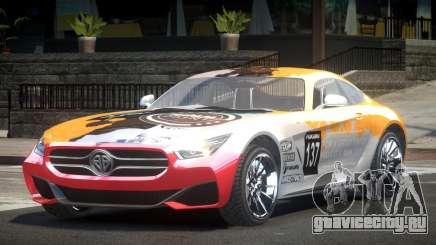 Benefactor Schlagen GT L4 для GTA 4