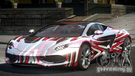 Arrinera Hussarya GT L10 для GTA 4