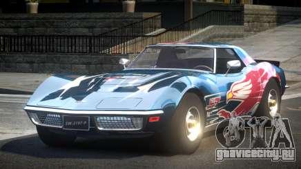 Chevrolet Corvette C3 L1 для GTA 4