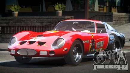 Ferrari 250 GTO 60s L5 для GTA 4
