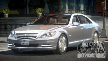 Mercedes-Benz S600L ES для GTA 4