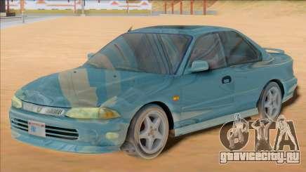 Proton Putra 2004 (Mirage Asti 2 door) для GTA San Andreas
