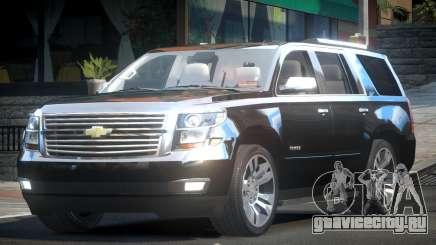 Chevrolet Tahoe ES V1.1 для GTA 4
