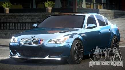 BMW M5 E60 ES V1.1 для GTA 4