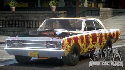 Dodge Dart R-Tuning L8 для GTA 4