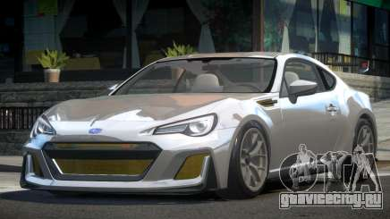 Subaru BRZ PSI Drift для GTA 4