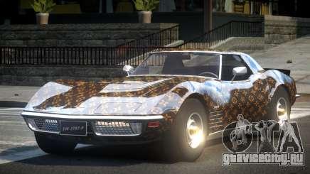 Chevrolet Corvette C3 L4 для GTA 4